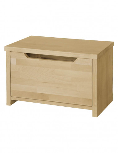 Nočný stolík z bukového dreva MS 9