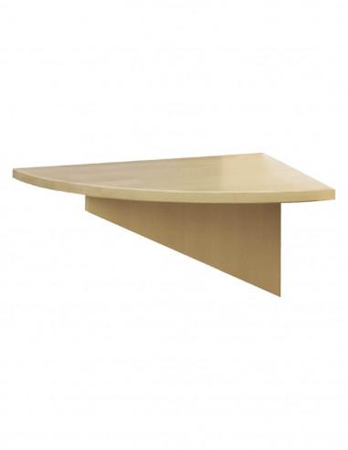 Nočný stolík z masívneho bukového dreva MS 8