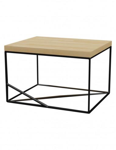 Nočný stolík MS 11 z bukového dreva