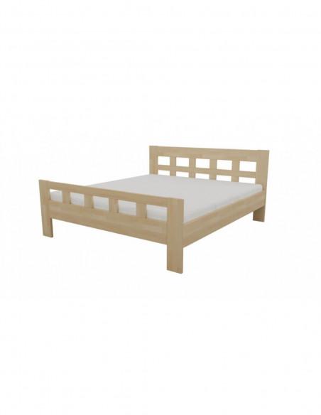 postel z bukoveho dreva