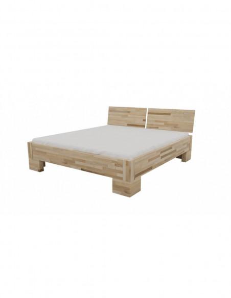 posteľ z jadrového buka
